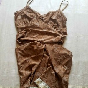 Hennes&Mauritz skin color sexy dress